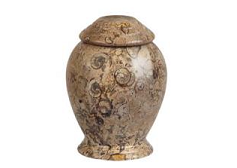 Marble and Onyx Modern Urn - Fossil Image